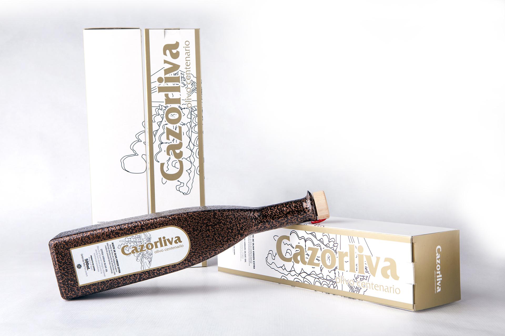 Cazorliva Olivo Centenario - JaenCoop