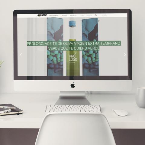 Grupo JaenCoop Diseño Web