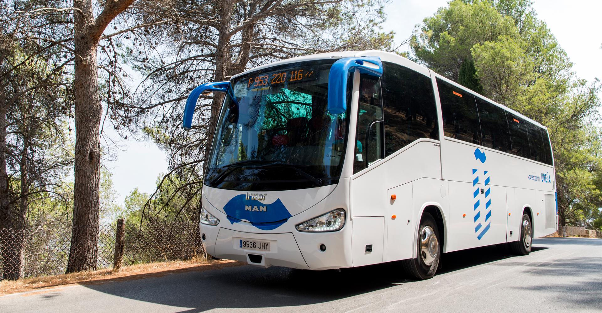 Ureña Autobuses Jaén