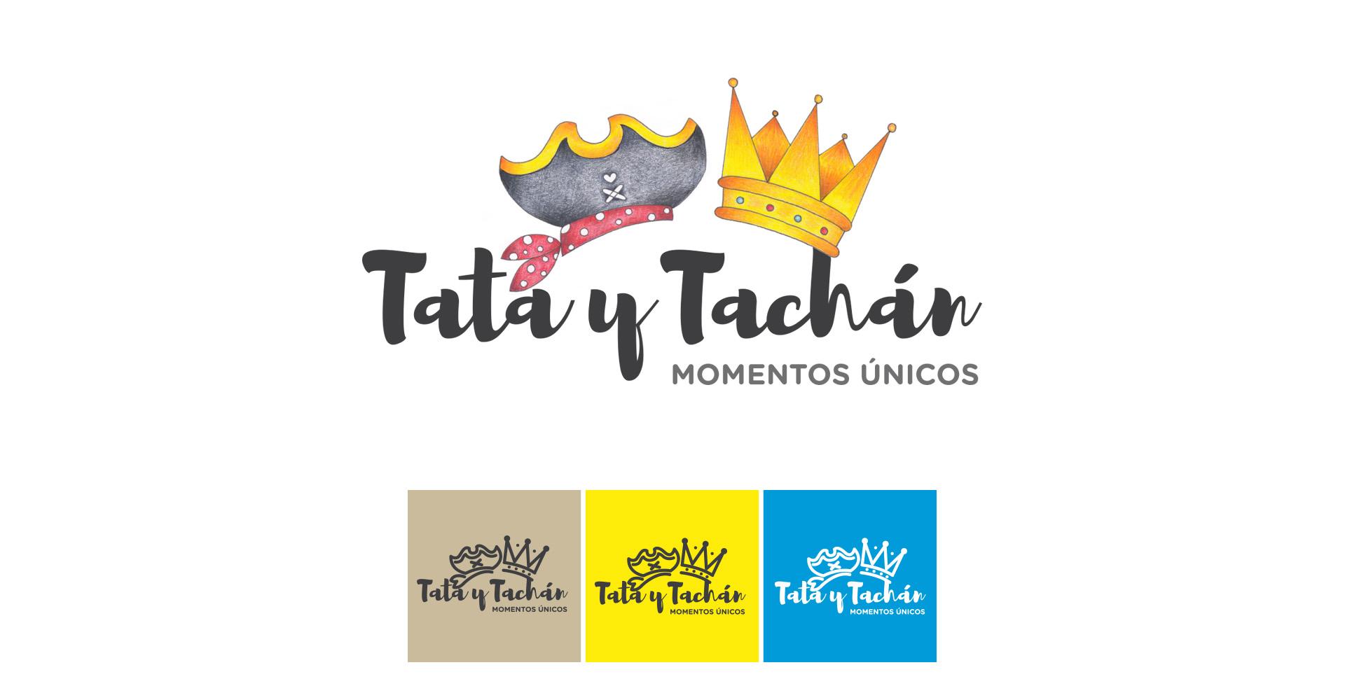 tata y tachan - juego de imaginación para niños - imagina imagina