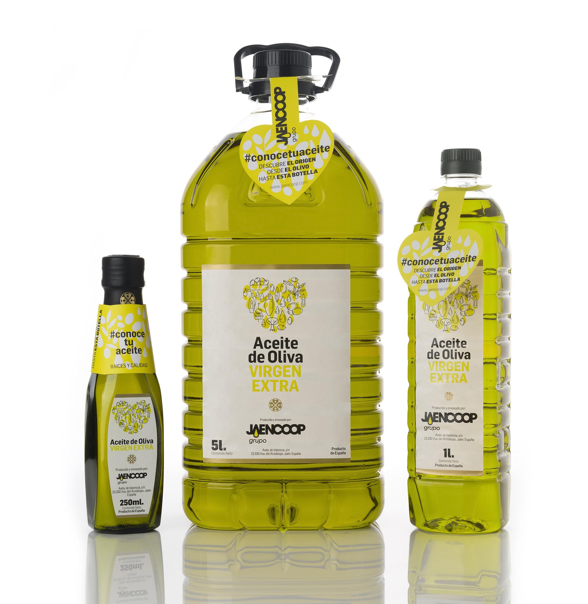 JaenCoop - conoce tu aceite de oliva virgen extra - trazabilidad